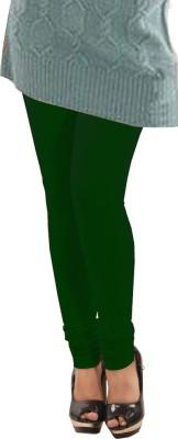 Dollar Missy Women's Dark Green Leggings