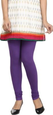 Vastra Buzz Women's Purple Leggings