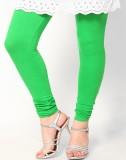 Castle Women's Light Green Leggings