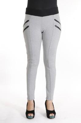 Dope Girl's Grey Leggings