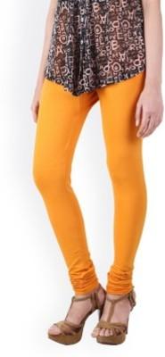 Shree Ji Enterprises Women's Yellow Leggings