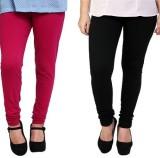 Mohit Women's Multicolor Leggings (Pack ...
