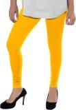 Humacollection Women's Yellow Leggings