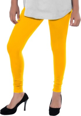 Humacollection Women's Yellow Leggings