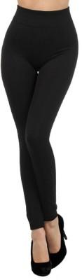 SHS Women's Black Leggings