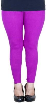 Fashioncrush Women's Purple Leggings