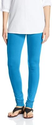 Olives Women's Light Blue Leggings