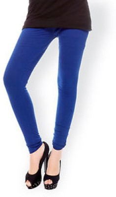 AS FASHION Women's Dark Blue, Black, White Leggings
