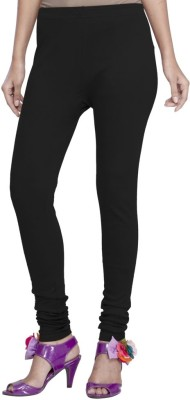 Jainam Girl's Black Leggings