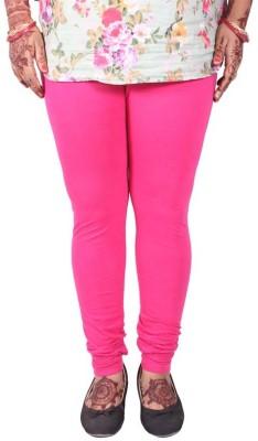 yuvraj creation Women's Pink Leggings