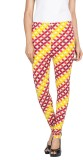 Roopsi Women's Yellow Leggings
