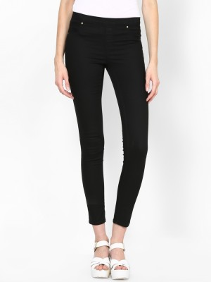 La Rochelle Women's Black Jeggings