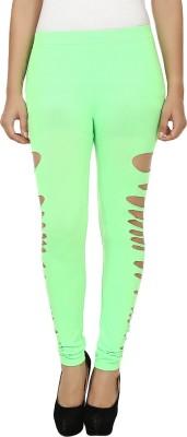 N-Gal Women's Green Leggings