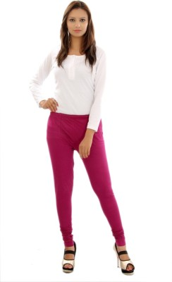Mountain Colours Women's Purple Leggings