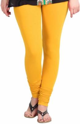 Aditya Women,s Yellow Leggings