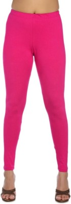Sakal Enterprises Women's Pink Leggings