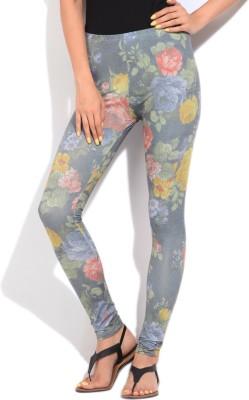 Elle Women's Multicolor Leggings