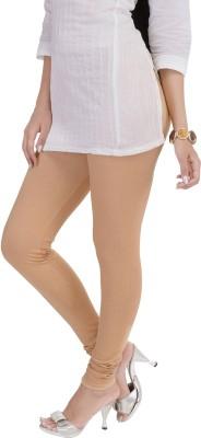 Veera Paridhaan Women's Beige Leggings