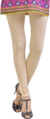Aanchal Women's Beige Leggings