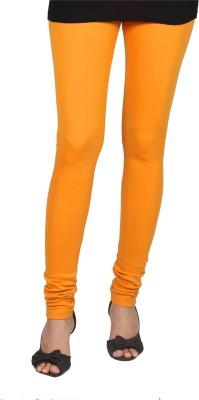 Ashtag Women's Orange Leggings