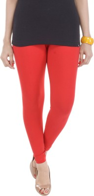 BANNO Girl's Red Leggings