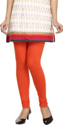 Vastra Buzz Women's Orange Leggings