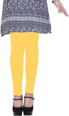 Kimayaa Women's Yellow Leggings