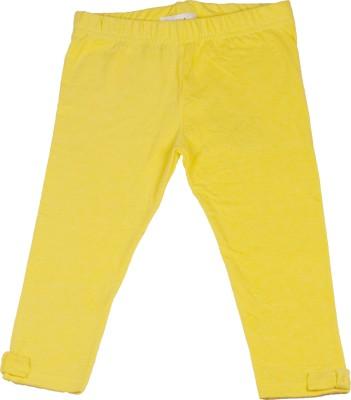 Sera Girl's Yellow Leggings