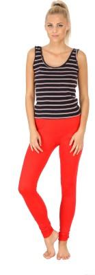 SLS Women's Red Leggings