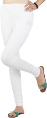 Jublee Women's White Leggings