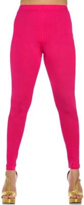 RASHI OVERSEAS Women's Pink Leggings