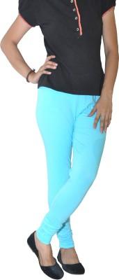 Round Off Women's Blue, Green Leggings
