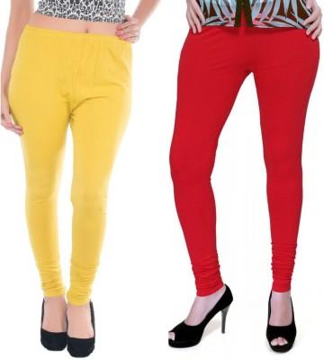 Colors More Women's Multicolor Leggings