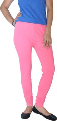 Round Off Women's Pink, Red, Purple Leggings