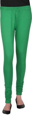 Bellizia Women's Green Leggings