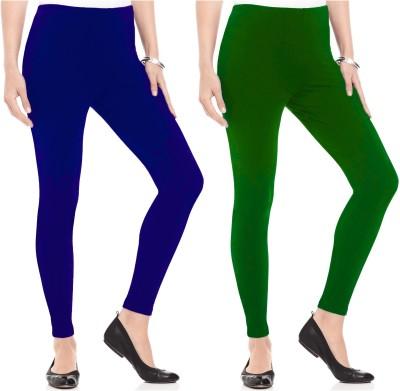 Kamuk Life Women's Green, Blue Leggings