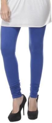 Lavennder Women's Blue Leggings