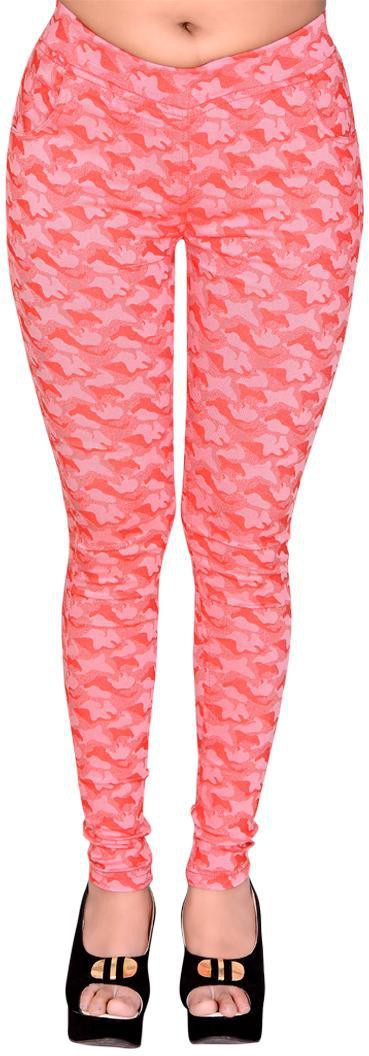 LGC Womens Red Jeggings