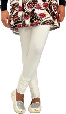 Femninora Women's White Leggings