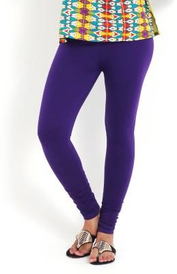Indiwagon Women's Purple Leggings