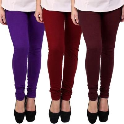 Sanriya Women's Multicolor Leggings