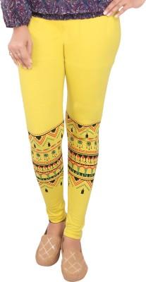 T-BRO,S Enterprises Women's Yellow Leggings