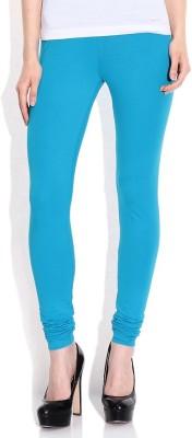 NGT Women's Light Blue Leggings at flipkart