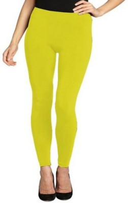 One sphere Women's Yellow Leggings