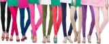 DWM Women's Multicolor Leggings (Pack of...