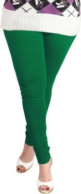 StyleJunction Women,s Green Leggings