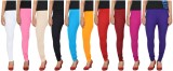 Penperry Women's Multicolor Leggings (Pa...