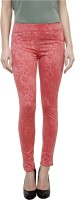Westwood Women's Pink Jeggings best price on Flipkart @ Rs. 999