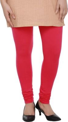 Dlina Women's Pink Leggings