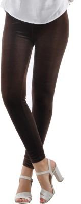 Goguava Women's Brown Leggings
